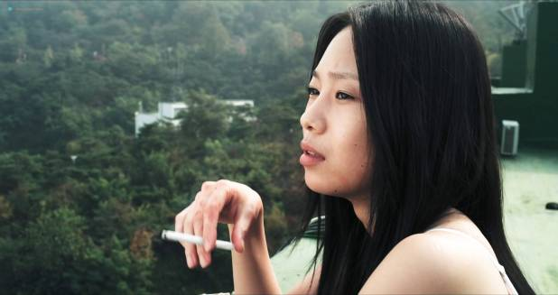 Park Ji-Soo nude topless and sex - The End of April (KR-2017) HD 1080p Web (2)