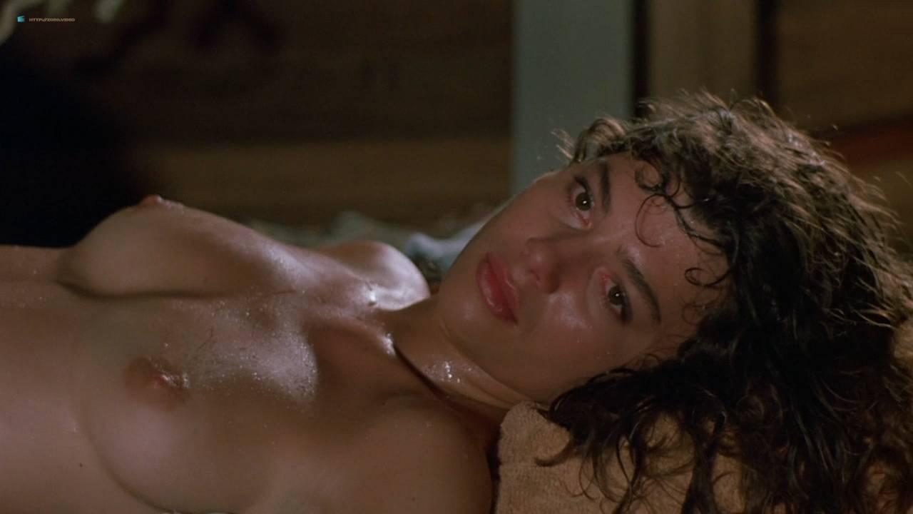 Valentina Forte nude bush butt and sex - Cut And Run (IT-1985) HD 720p (7)