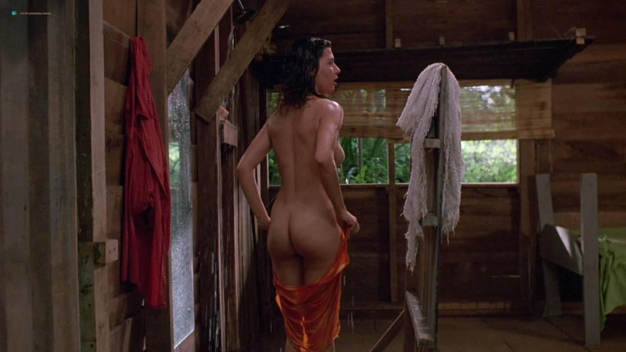 Valentina Forte nude bush butt and sex - Cut And Run (IT-1985) HD 720p (2)