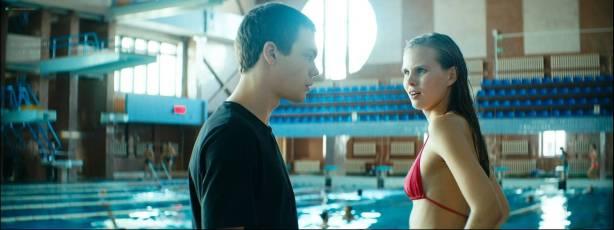 Aleksandra Revenko nude topless and Viktoriya Isakova hot bikini - The Student (RU-2016) HD 1080p (9)