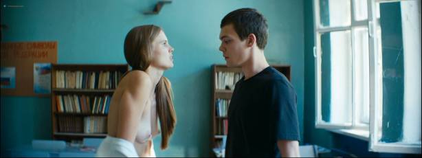 Aleksandra Revenko nude topless and Viktoriya Isakova hot bikini - The Student (RU-2016) HD 1080p (3)
