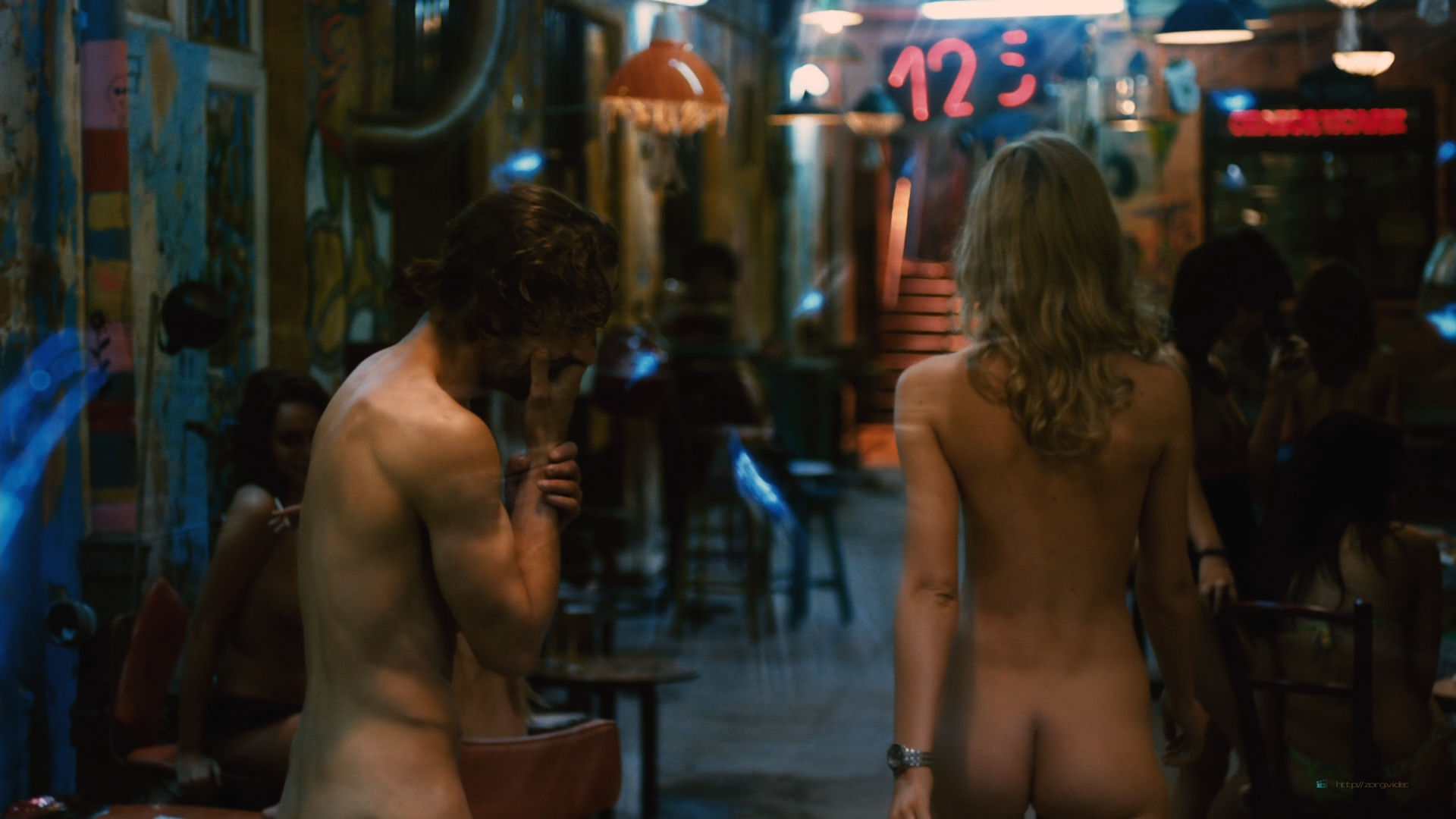 Evan Rachel Wood nude brief topless in sex scene - The Necessary Death of Charlie Countryman (2013) hd1080p BluRay (12)