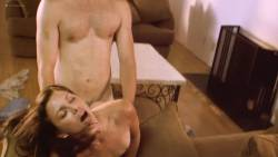 Kari Wuhrer nude topless and sex - King of the Ants (2003) HD 1080p BluRay (10)