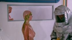 Leesa Rowland nude topless Trinity Loren and others nude too - Class of Nuke 'Em High Part II (1991) HD 720p (6)