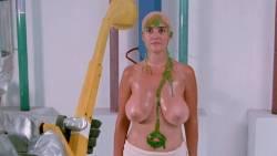 Leesa Rowland nude topless Trinity Loren and others nude too - Class of Nuke 'Em High Part II (1991) HD 720p (5)