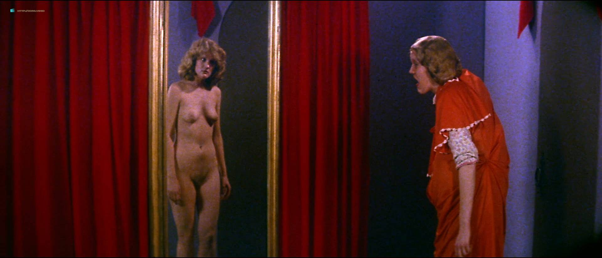 Linnea Quigley nude bush Angela Aames nude full frontal others nude - Fairy Tales (1978) HD 1080p (7)