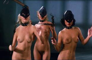 Linnea Quigley nude bush Angela Aames nude full frontal others nude - Fairy Tales (1978) HD 1080p