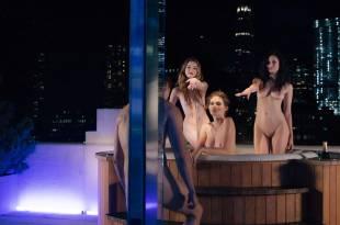 Maggie Siff sexy Valéry Lessard, Anna Tyson, Katelyn Pearce, Marion Dunn all nude – Billions (2018) s3e7 HD 1080p