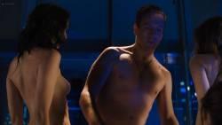 Maggie Siff sexy Valéry Lessard, Anna Tyson, Katelyn Pearce, Marion Dunn all nude - Billions (2018) s3e7 HD 1080p (4)