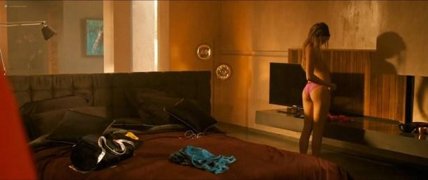 Matilda Anna Ingrid Lutz nude butt, boobs and sex- Revenge (2017) HD 1080p Web (5)