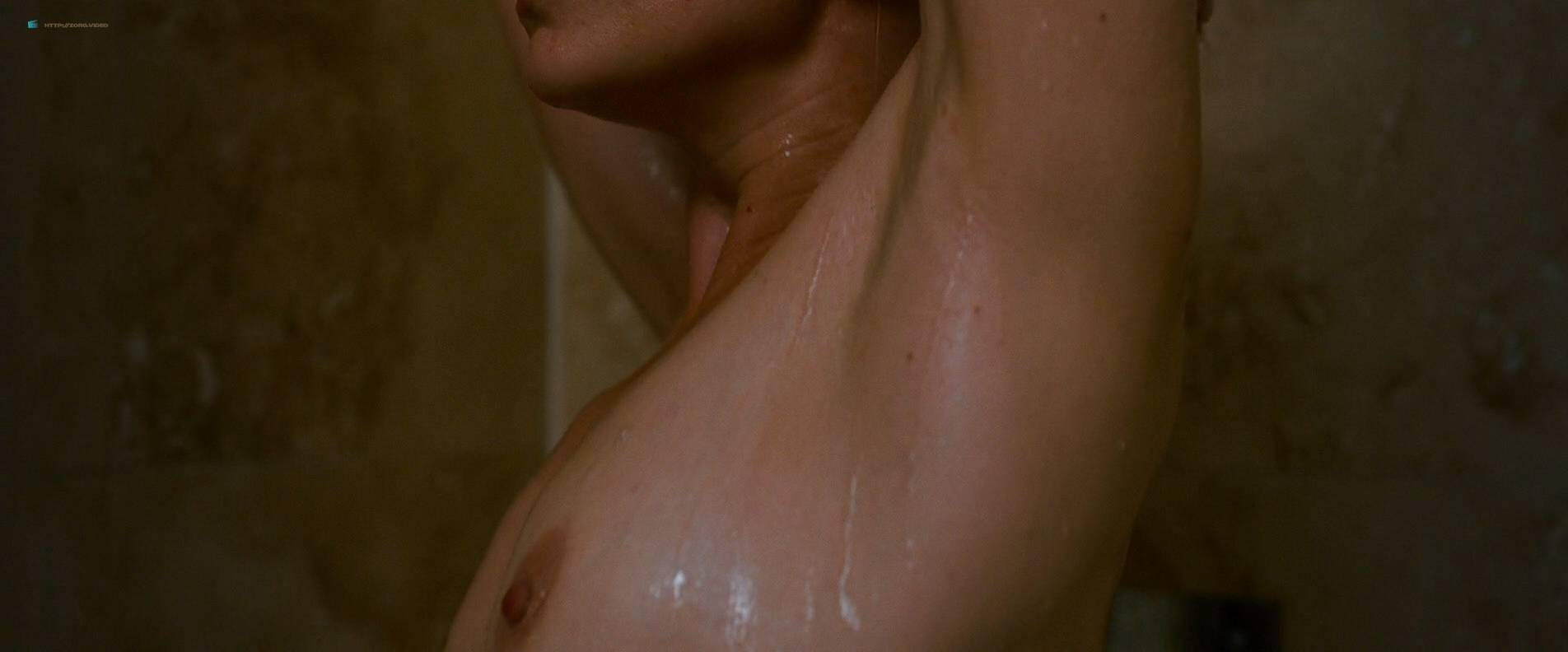 Natalie Dormer nude topless in the shower and sex Emily Ratajkowski hot - In Darkness (2018) HD 1080p (13)