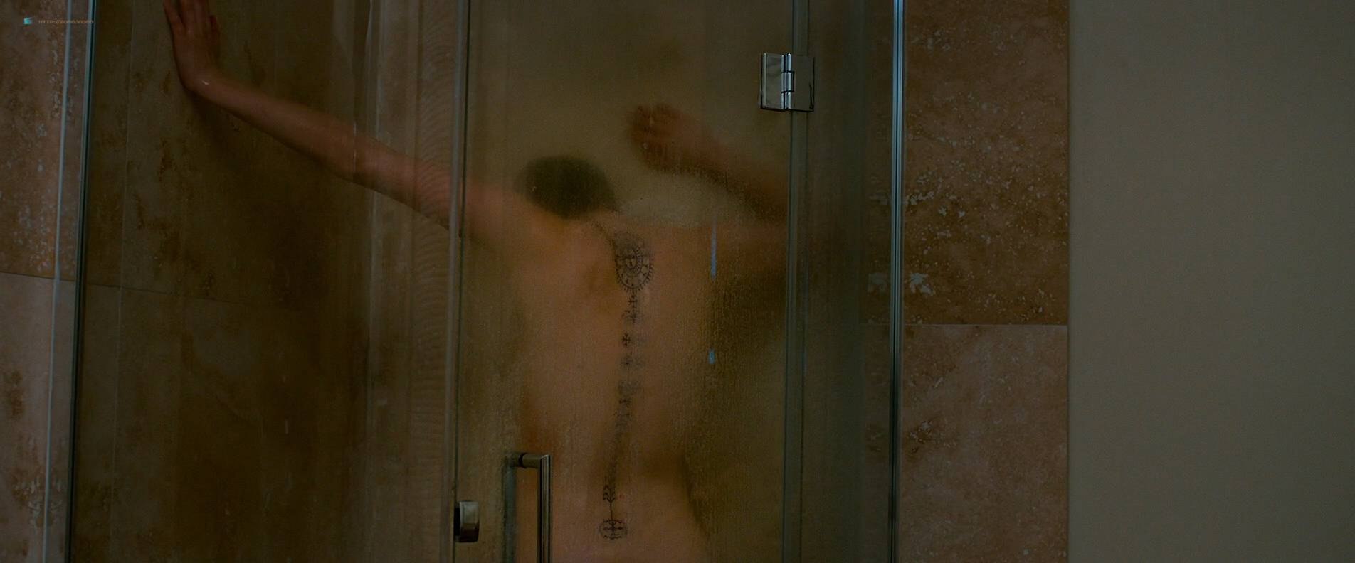 Natalie Dormer nude topless in the shower and sex Emily Ratajkowski hot - In Darkness (2018) HD 1080p (9)