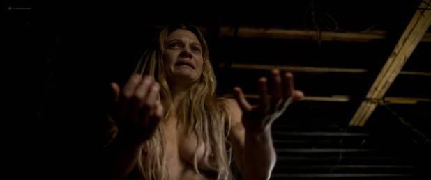 Anastasia Phillips nude butt and boobs - Ghostland (2018) HD 1080p BluRay (4)