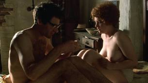 Kerry Fox nude bush and topless - An Angel at My Table (AU-1990) HD 720p BluRay (10)