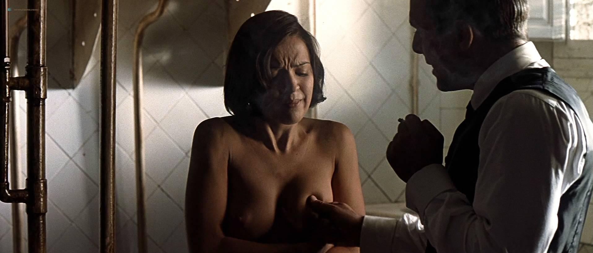 Verónica Sánchez nude topless and butt - Las 13 rosas (ES-2007) HD 1080p BluRay (6)
