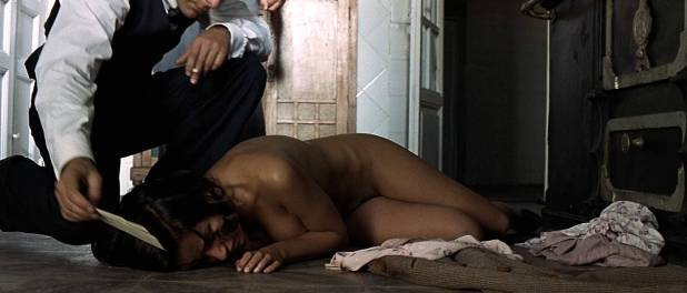 Verónica Sánchez nude topless and butt - Las 13 rosas (ES-2007) HD 1080p BluRay (2)