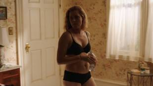 Amy Adams hot and sexy in bra and undies - Sharp Objects (2018) s1e2 HD 1080p Web