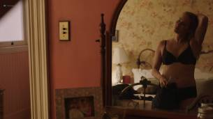 Amy Adams hot and sexy in bra and undies - Sharp Objects (2018) s1e2 HD 1080p Web (2)
