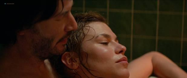Ana Ularu nude topless in sex scene - Siberia (2018) HD 1080p Web (9)