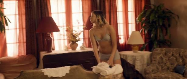 Analeigh Tipton hot see through - Broken Star (2018) HD 1080p Web (9)