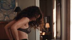 Andie MacDowell nude topless Dree Hemingway nude sex Francesca Faridany hot sex - Love After Love (2018) HD 1080p Web (14)