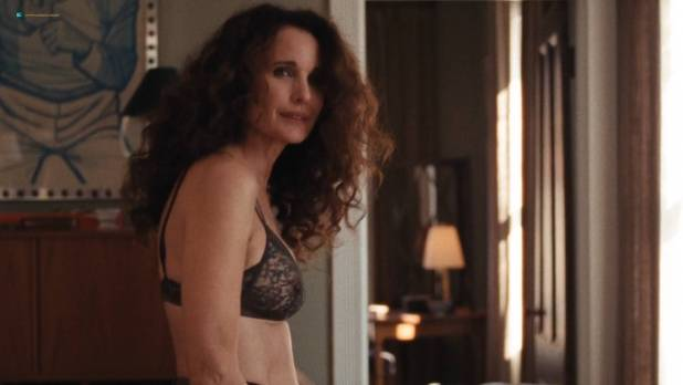 Andie MacDowell nude topless Dree Hemingway nude sex Francesca Faridany hot sex - Love After Love (2018) HD 1080p Web (12)