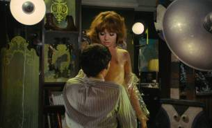 Dany Carrel nude topless Elisabeth Wiener hot and sexy - La Prisonnière (FR-1968) HD 1080p BluRay (6)