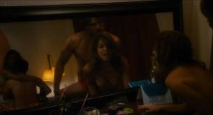 Diane Farr nude full frontal Madison McKinley, Sugar Lyn Beard all nude lot of sex - Palm Swings (2017) HD 1080p BluRay (6)