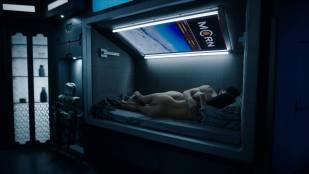 Dominique Tipper nude butt in brief scene - The Expanse  (2018) s3e6 HD1080p WEB