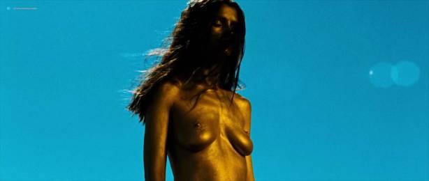 Elina Löwensohn nude Marine Sainsily nude full frontal - Let the Corpses Tan (BE-2017) HD 1080p BluRay (15)