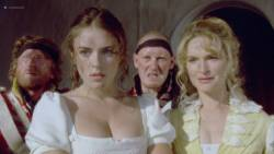 Elizabeth Hurley nude brief topless - Sharpe's Enemy (1994) HD 720p (12)
