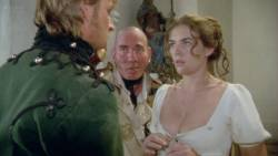 Elizabeth Hurley nude brief topless - Sharpe's Enemy (1994) HD 720p (9)
