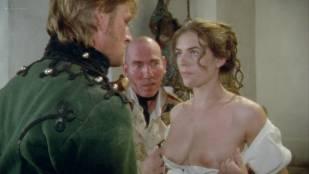 Elizabeth Hurley nude brief topless - Sharpe's Enemy (1994) HD 720p