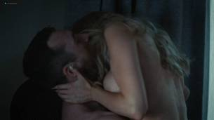 Emily Maddison nude side boob and hot sex - Six (2018) s2e8 HD 1080p (5)