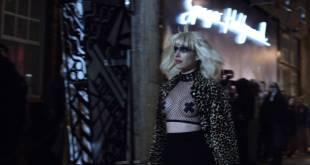 Emma Roberts hot see through Suki Waterhouse sexy - Billionaire Boys Club (2018) HD 1080p Web (16)