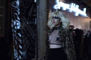 Emma Roberts hot see through Suki Waterhouse sexy – Billionaire Boys Club (2018) HD 1080p Web