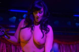 Lindsay Pattison and Genevieve Dupont nude as strippers – Another WolfCop (2017) HD 1080p