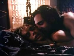 Maryam d'Abo nude topless and sex Natalie Radford nude bush - Tomcat: Dangerous Desires (1993) (13)