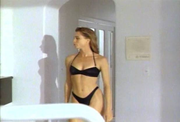 Nicollette Sheridan hot and sexy in bikini and some sex - Deceptions (1990) (10)