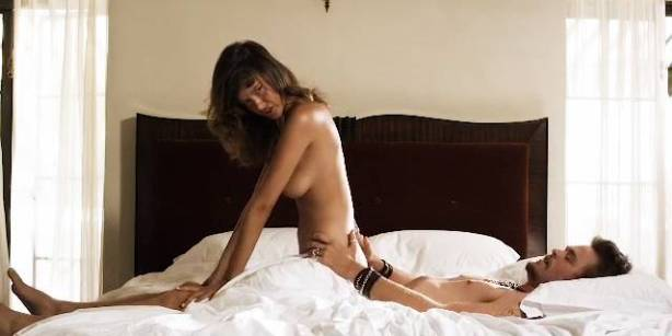 Paz de la Huerta nude topless and sex - Nothing Personal (2009) (6)