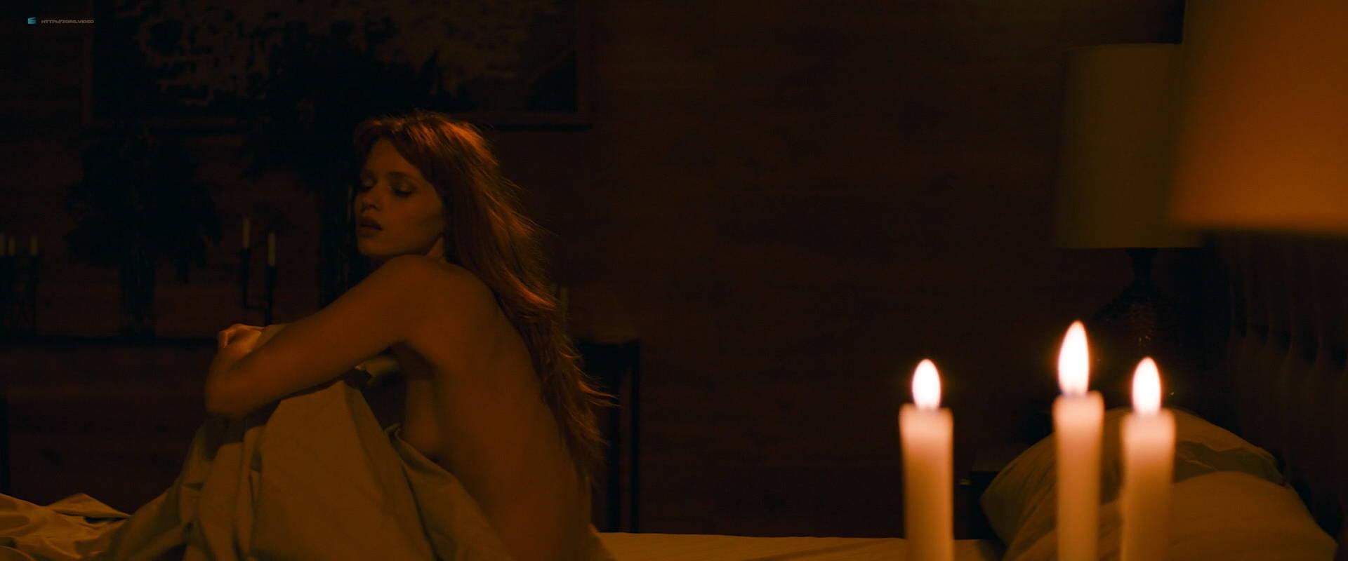 Abbey Lee nude bush and topless Carla Gugino nude butt - Elizabeth Harvest (2018) HD 1080p Web (18)