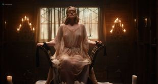 Bella Heathcote hot see through - Strange Angel (2018) s1e10 HD 1080p WEB (3)