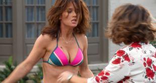 Debby Ryan hot and sexy Robin Tunney, Alyssa Milano and others sexy - Insatiable (2018) s1e-1-3 HD 1080p Web (2)