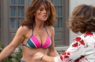 Debby Ryan hot and sexy Robin Tunney, Alyssa Milano and others sexy – Insatiable (2018) s1e-1-3 HD 1080p Web
