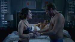Debby Ryan sexy and some sex Alyssa Milano and Arden Myrin hot - Insatiable (2018) s1e-7-12 HD 1080p (9)