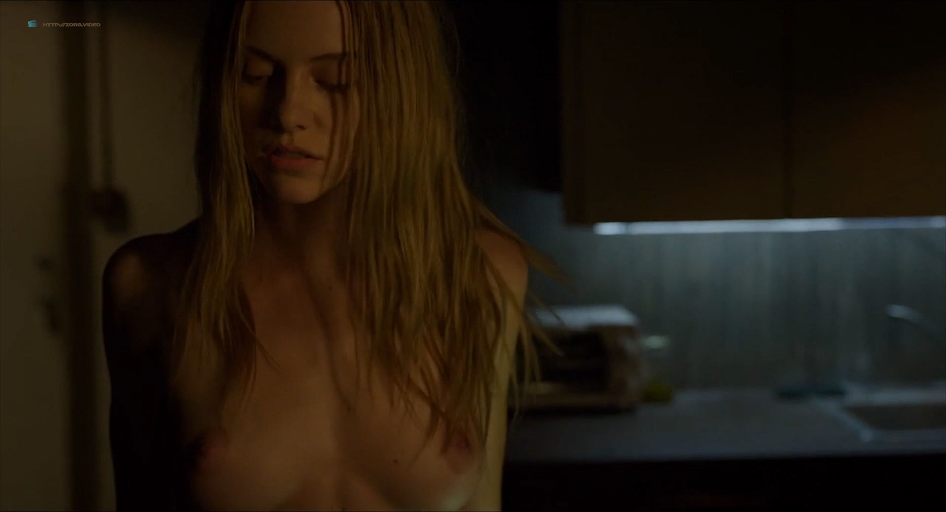 Elle Evans nude topless and hot sex - Muse (2017) HD 1080p Web (10)
