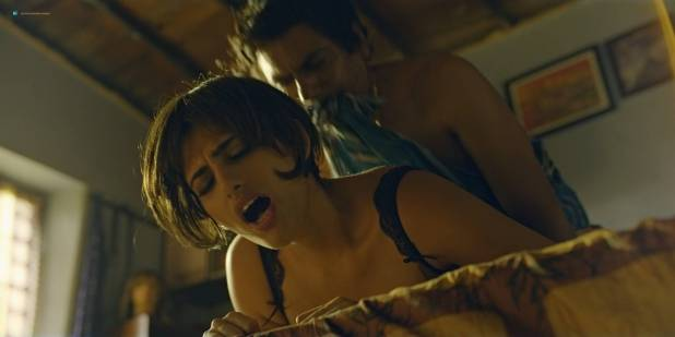 Elnaaz Norouzi hot sex Rajshri Deshpande, Kubra Sait, and others sex and nude topless - Sacred Game (IN-2018) S1 HD 1080p (15)