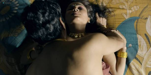 Elnaaz Norouzi hot sex Rajshri Deshpande, Kubra Sait, and others sex and nude topless - Sacred Game (IN-2018) S1 HD 1080p (12)
