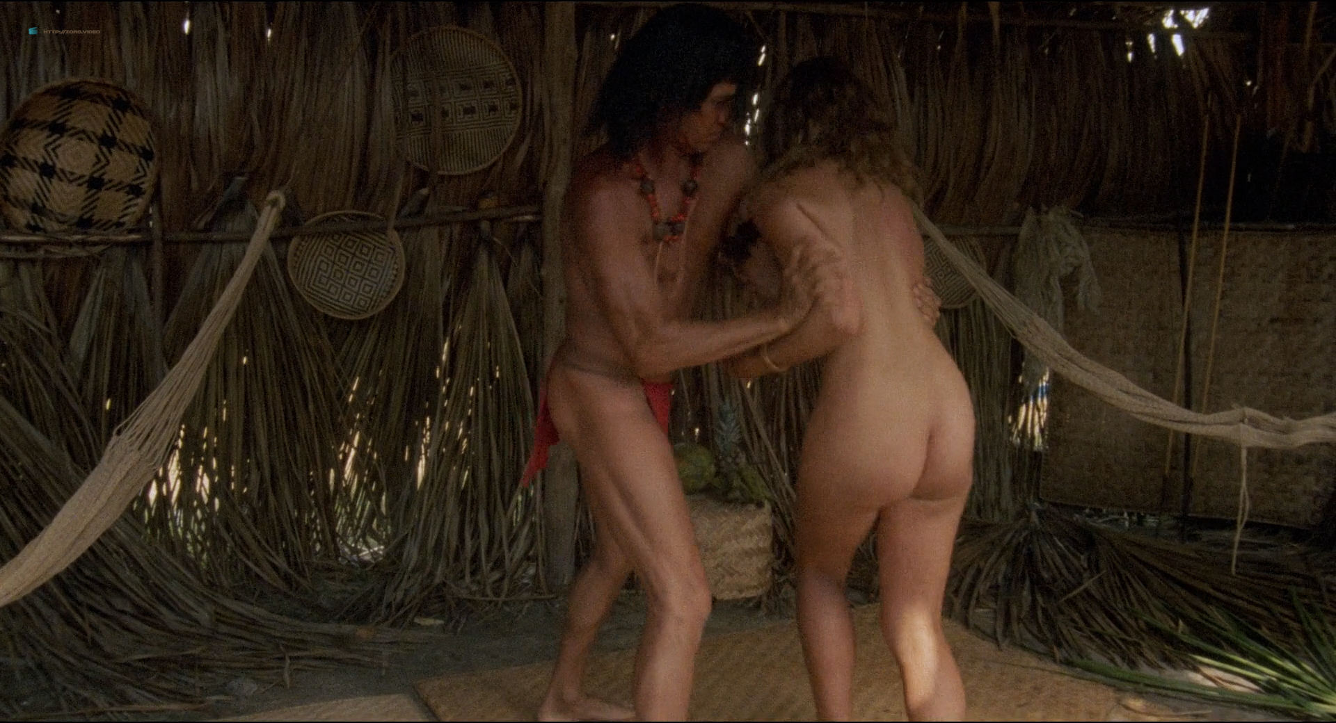 Elvire Audray nude Sara Fleszer, Jessica Bridges all nude full frontal - White Slave (IT-1985) HD 1080p BluRay (14)