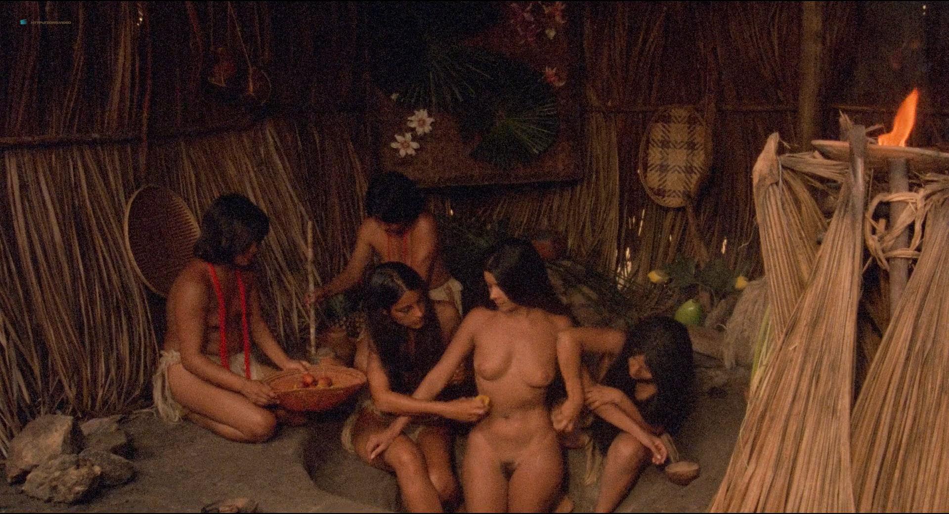 Elvire Audray nude Sara Fleszer, Jessica Bridges all nude full frontal - White Slave (IT-1985) HD 1080p BluRay (5)